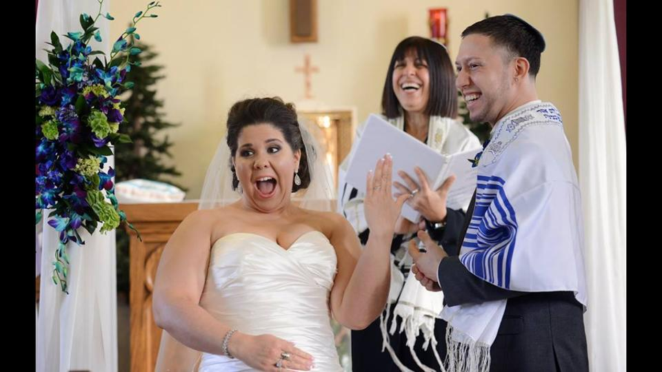 Jewish And Christian Interfaith Ceremony